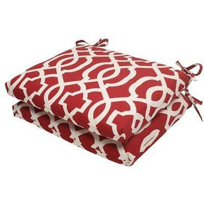 indoor outdoor new geo squared seat cushion