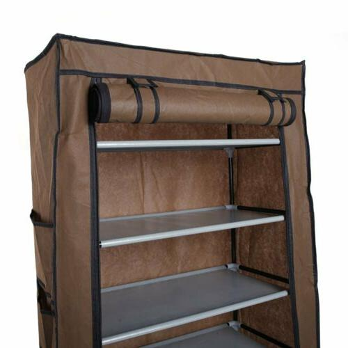 NEW 10 Rack Cabinet with Bench Shelf