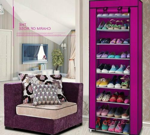 NEW 10 Rack Shelf Shoe