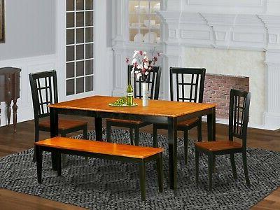 nicoli dining set table