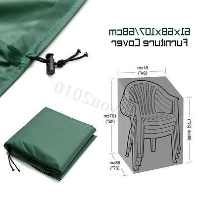 Outdoors Chair Desk Furniture Cover Patio