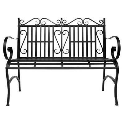 Patio Yard Bench Porch Path Outdoor Deck Steel