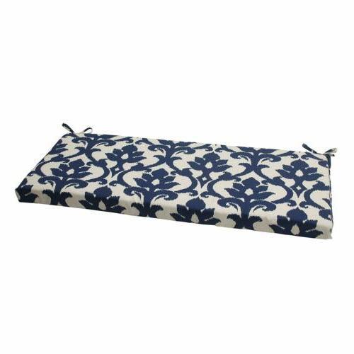 pillow perfect indoor outdoor bosco bench cushion