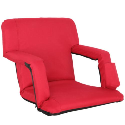 Red Stadium Chairs for - 5