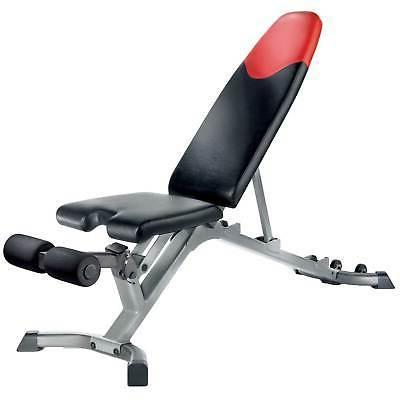 selecttech 3 1 adjustable workout weight lifting
