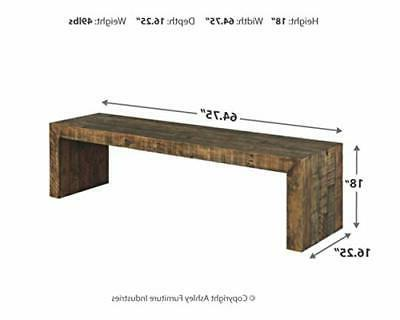 Signature Design by Ashley Sommerford Room Bench,