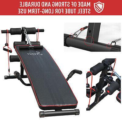 Sit Core Workout Black
