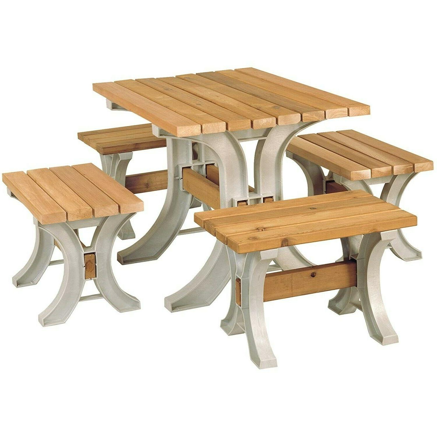 Small Low Kitchen Table Outdoor