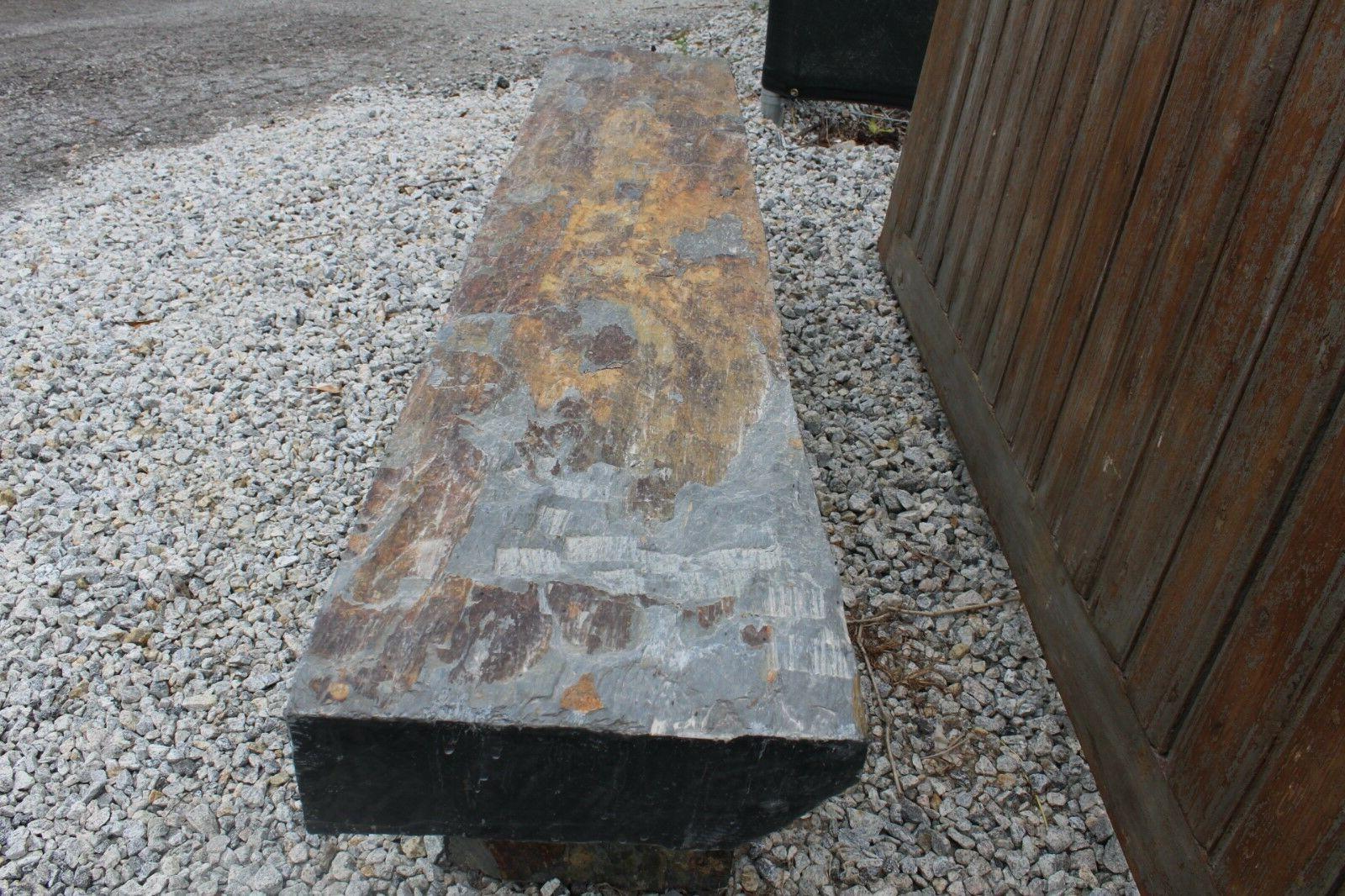 Stone Slate, 63''x19''x12'' Entry Park