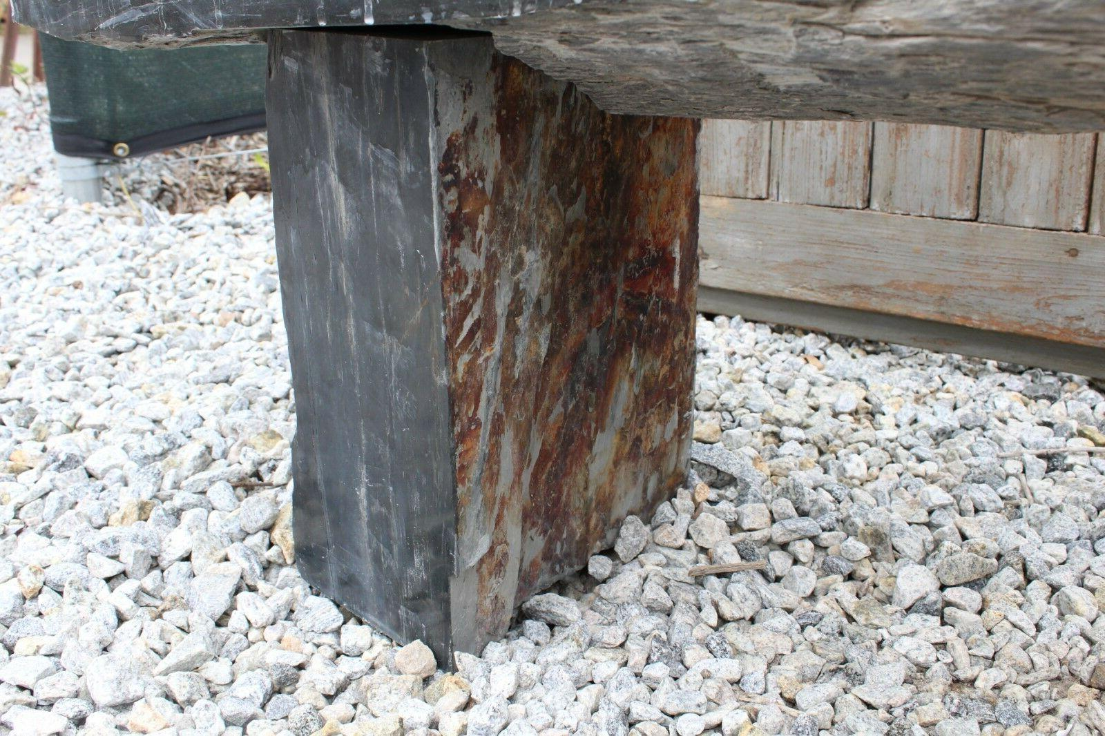 Stone Slate, 63''x19''x12'' Outdoor Park #101