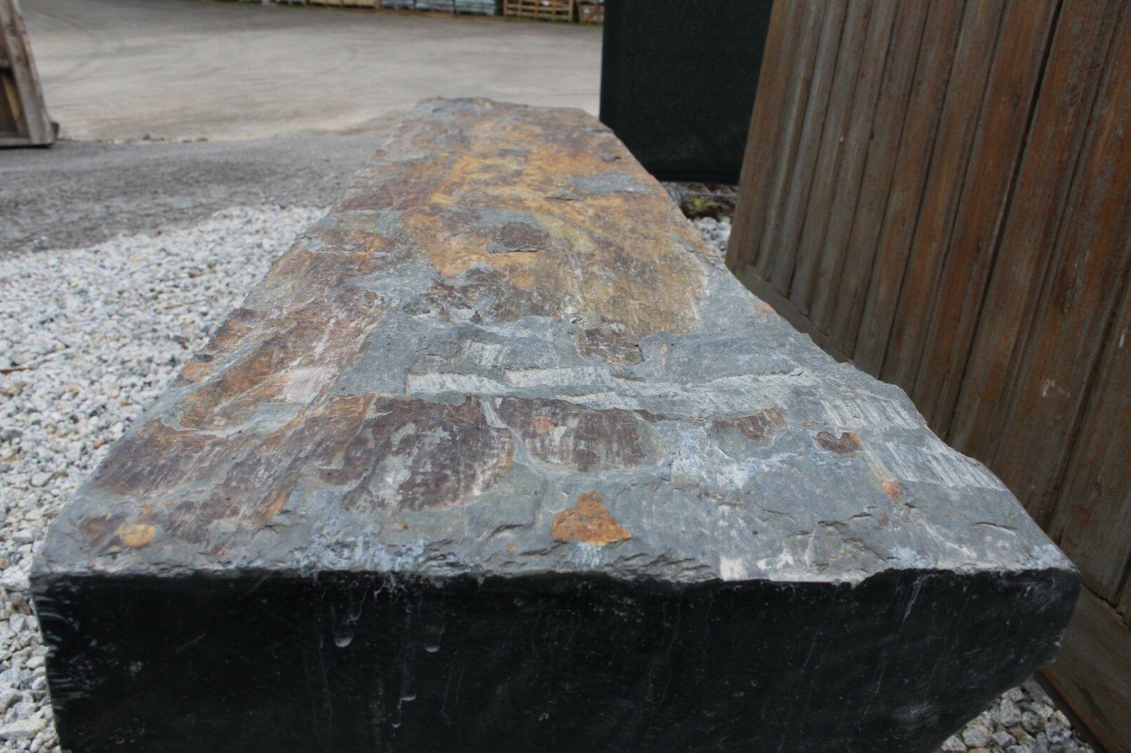 Stone Bench Sitting, 63''x19''x12'' Park