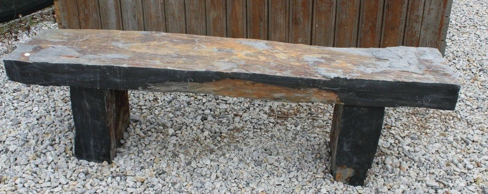 Stone Sitting, 63''x19''x12'' Park #101