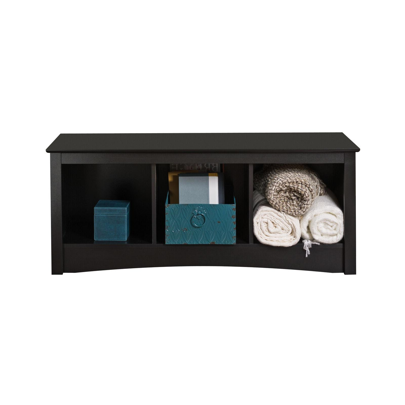 Storage Entryway Bedroom Cubby Home Sitting Organizer