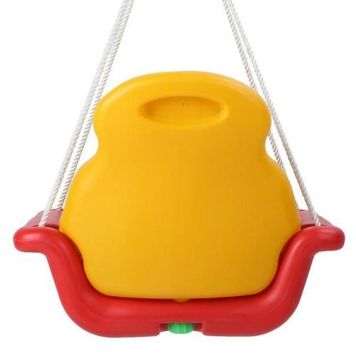 Swing Set For Slide Playset Toddler Kid