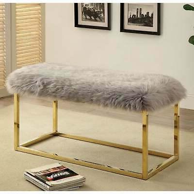 Tula Contemporary 40-inch Bench by