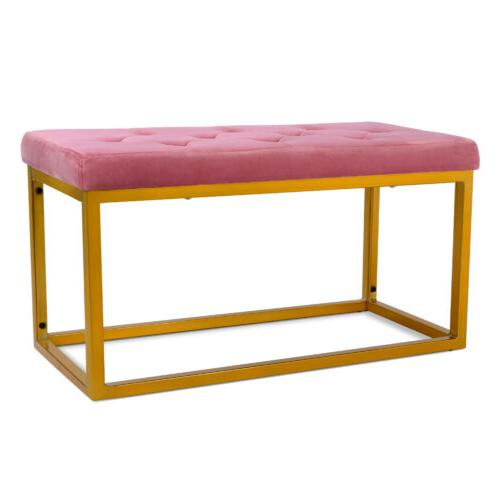 Upholstered Window Side Bedroom Bench