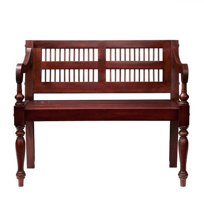 Wood Mud Classic Porch Seating Seat