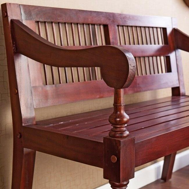 Wood Mud Country Porch Seating Seat