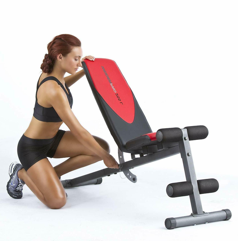 Decline Incline Gym