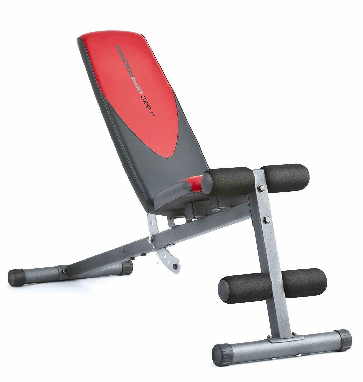 workout weight bench adjustable decline incline flat