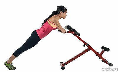 Stamina X Adjustable Exercise Roman Chair 20-2015