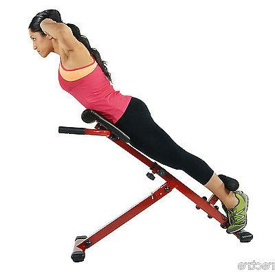 Stamina X HYPER Adjustable Extension Exercise 20-2015