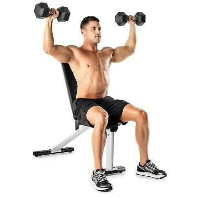 Utility Bench w Positions Workout fitness