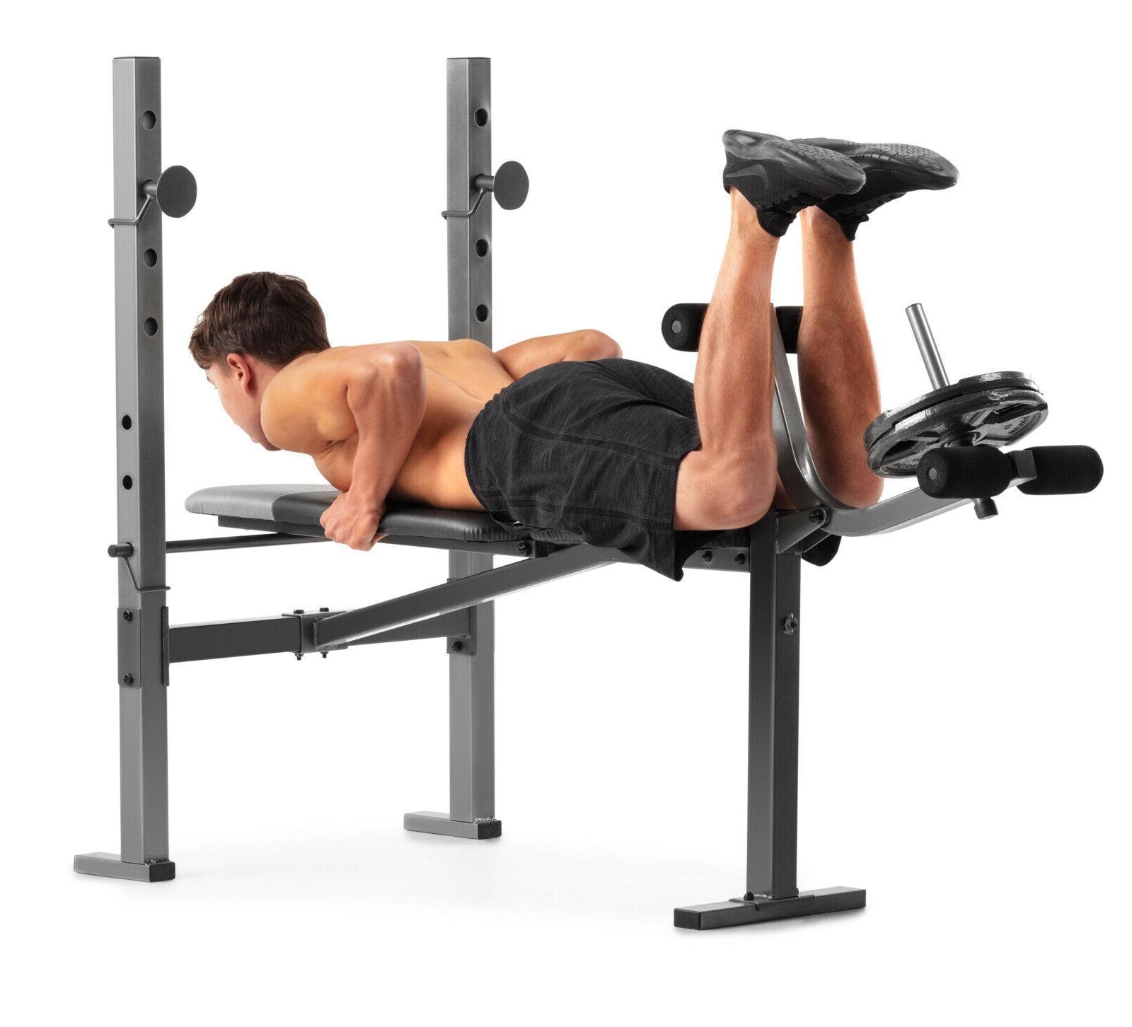 Weider 6.1 Weight Developer Exercise