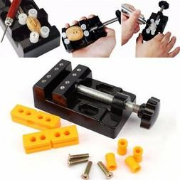 Mini Jaw Bench Clamp Drill Press Vice Opening Parallel Creat