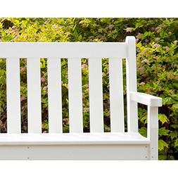 Traditional Garden 60-Inch Bench