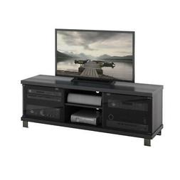 """TV Bench in Ravenwood Black, for TVs up to 68"""""""